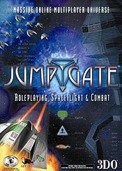 Jumpgate is an online-only, massively multiplayer space simulation in a persistent game universe. As the owner and pilot of a spacecraft, pilots acquire wealth and status by engaging in trade, mining, or combat with other TRI pilots and AI-controlled factions.
