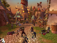 WORLD OF WARCRAFT MMORPG
