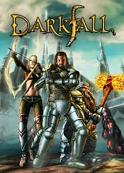 Darkfall is the Next Generation massively multiplayer online role playing game that combines Real Time Action and Strategy in a fantasy setting. Explore five continents, countless small islands, trackless underwater depths, and a sprawling underworld. Hundreds of dungeons and adventure areas await. Play any of Agon's six dominant races. Each race has a unique set of abilities, as well as its own civilization, culture, and way of life. Meet hundreds of unique monsters, and take them on in their lairs, strongholds and domains. Repetitive monster encounters are a thing of the past. Travel through geographically diverse regions that are alive with plants, trees, birds, animals, and even insects. Experience a world brought to life by real-world physics and dynamic lighting and shadows. Watch trees and grass sway in the wind as sunlight peeks through passing clouds. Observe the movements of Agon's twin moons, which are part of a dynamic planetary system with smooth day/night cycles. Sail your ship through rough seas, then become hampered by fog as the waters calm. Struggle as your battlefield-bound army marches into a severe storm. In Darkfall, the weather is more than just window dressing.