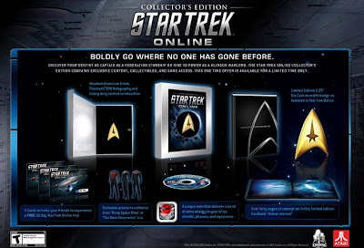Star Trek Online Collector's Edition