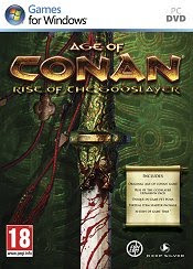AGE OF CONAN: RISE OF THE GODSLAYER MMORPG Game