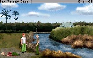 Ben Jordan Case 1: In Search of the Skunk-Ape free adventure game