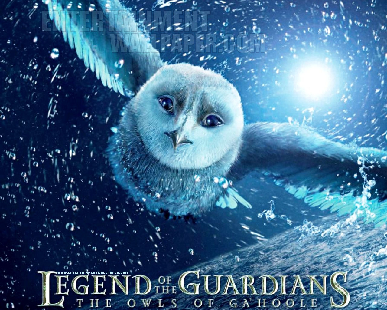 Legend Of The Guardians The Owls Of GaHoole 2010