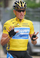 motivation from Lance Armstrong