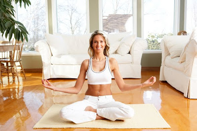 improve home yoga practice by toronto personal trainer