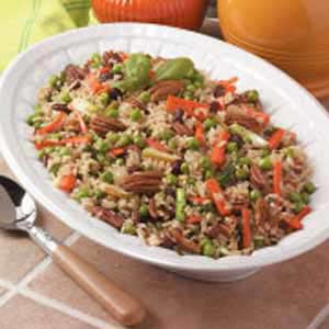 vegetable brown rice recipe by toronto personal trainer