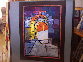Art Quilt by Suzen