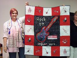 Rock Pop Quilt