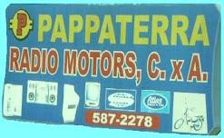 PAPPATERRA RADIO MOTORS, UN LUGAR DE SOLUCIONES.