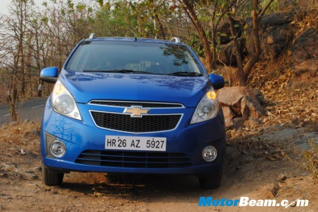 Chevrolet Beat Road Test Review. Posted by Admin | Sunday, April 04, 2010