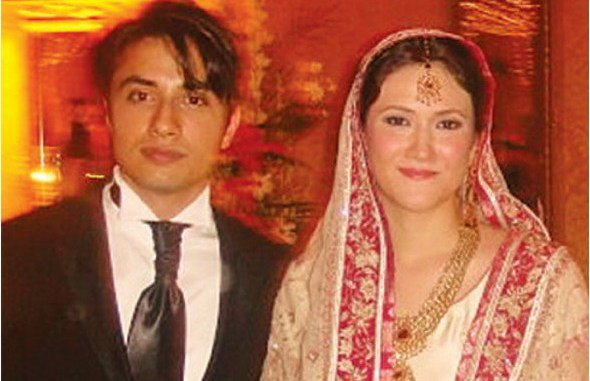Aisha and salman wedding