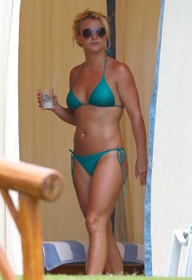 Britney Spears Bikini Candids