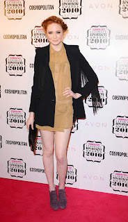 Karen Gillan at the Cosmo Awards