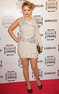 Kimberley Walsh at the Cosmo Awards