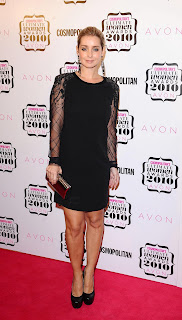 Louise Redknapp at the Cosmo Awards