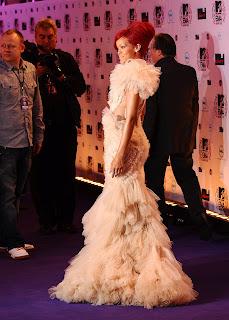 Rihanna at the MTV EMAs