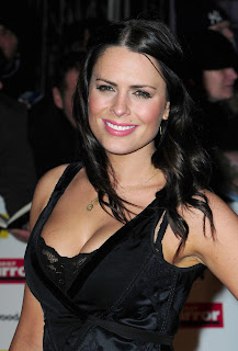 Susie Amy at the Pride of Britain Awards