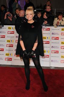 Emma Bunton at the Pride of Britain Awards