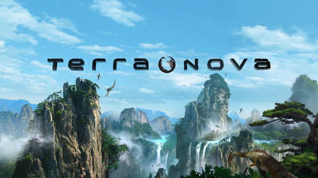 Dragon News - Terra Nova TV Series