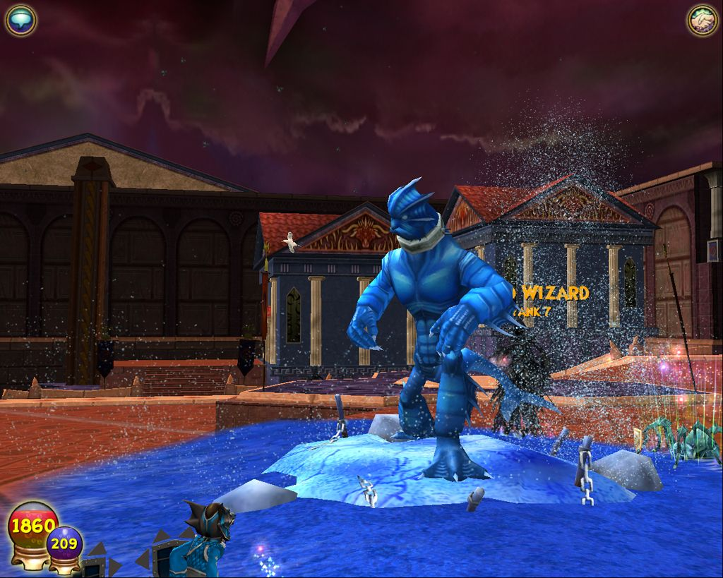 wizard 101 all wizard city pets