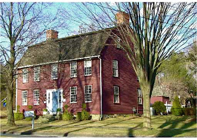 Historical Home Historic Woodbury Dutch Colonial