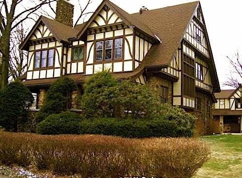 Historical Home West Hartford Arts Crafts Style Tudor