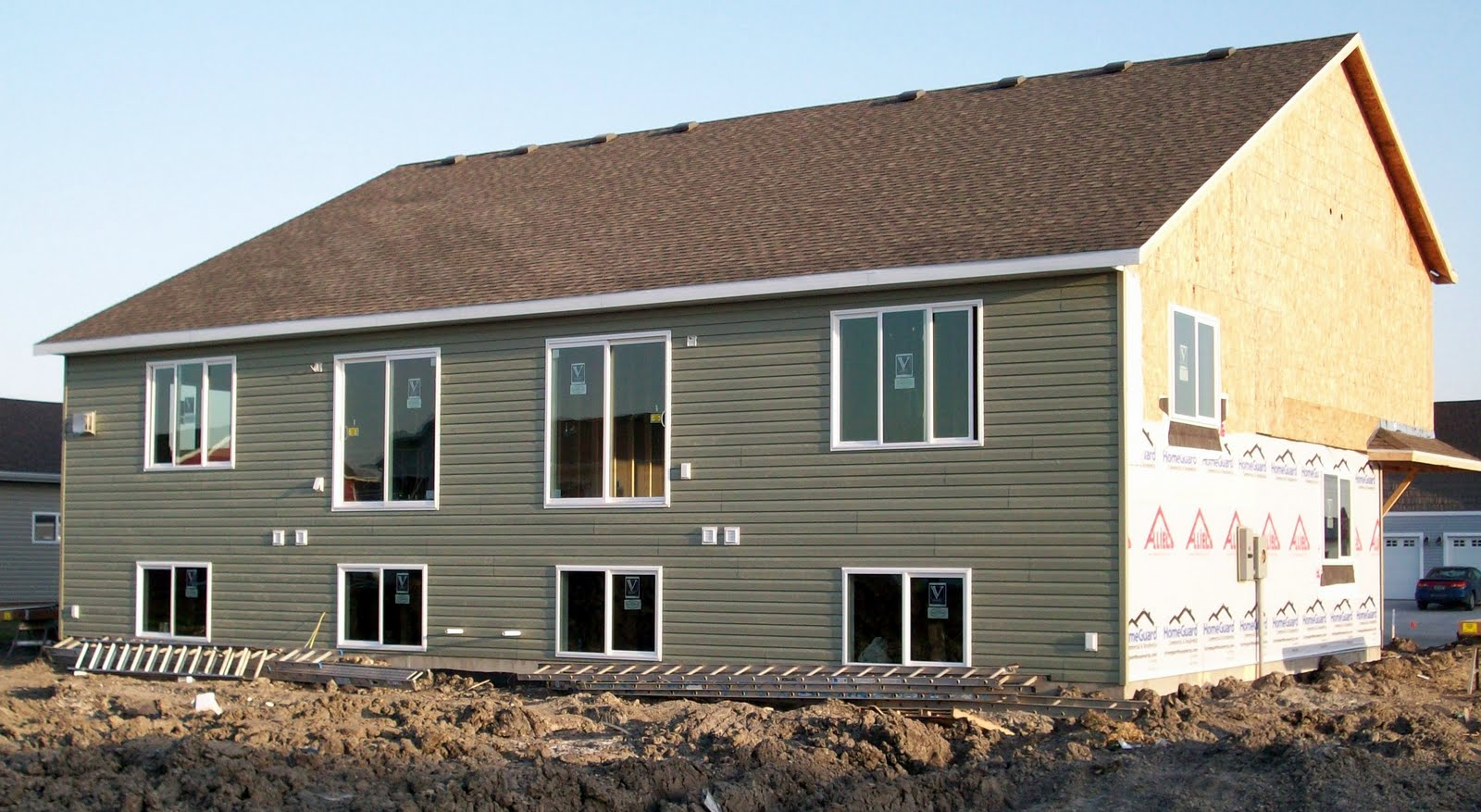 Pin House Siding Colors Green On Pinterest