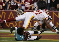Washington Redskins safety Sean Taylor