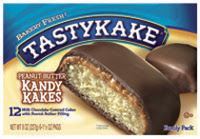 Box of TastyKake Kandy Kakes