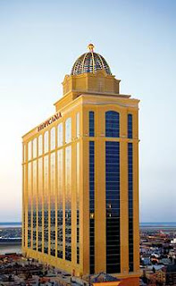 Atlantic City's Tropicana hotel