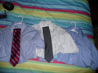 Brooks Brothers shirts and ties