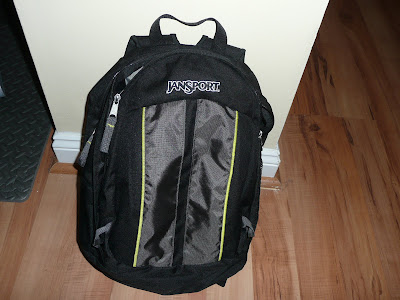 JanSport Sputnik bookbag