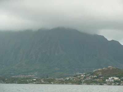 Cloudy Hawaii