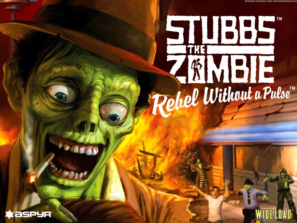Tải Game : Stubbs The Zombie Rebel Without A Pulse 18 - Zombie