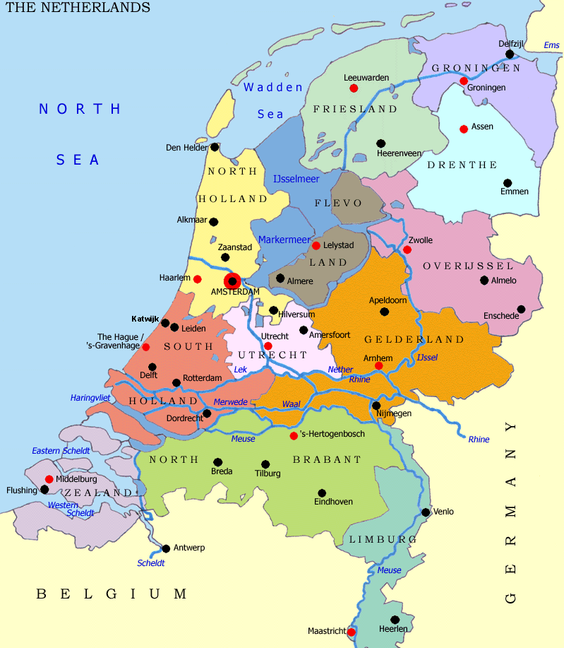 Educated Girls Netherlands Holland and Dutch What Are They