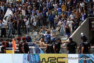 Violência em Braga