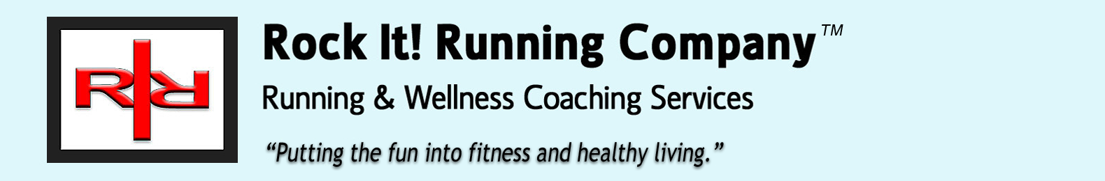 Rock It! Running Company™: Running & Wellness Coaching Services