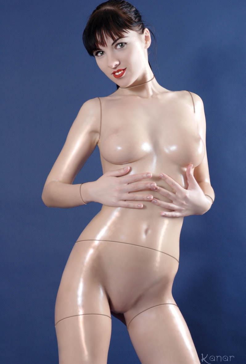 Seems latex sex doll