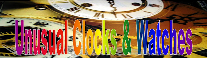 Unusual Clocks & Watches