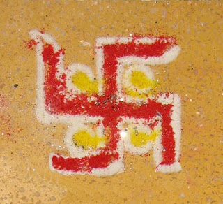 Indian swastika