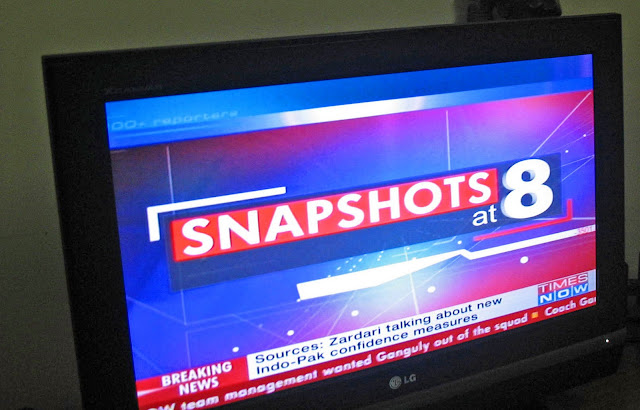 Times Now TV channel