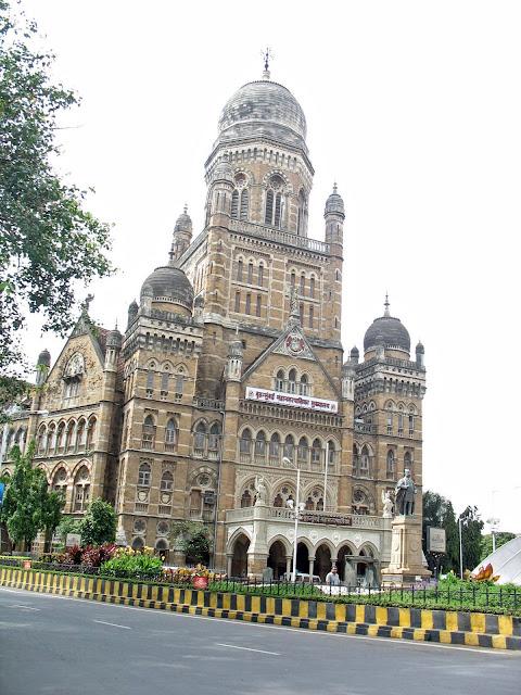 mumbai municipality heritage building