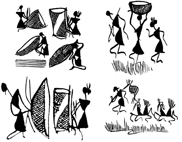 women activities warli