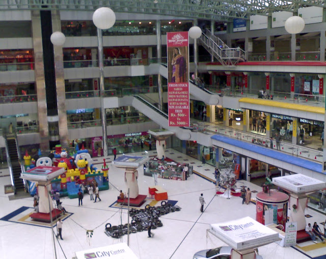 interior vashi mall