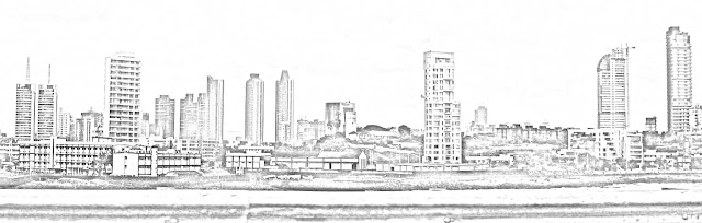 worli high-rise towers