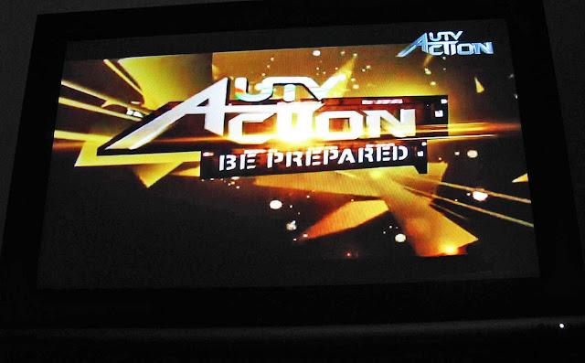 UTV Action Hindi movie channel