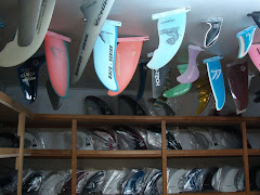 Fibre Glas Fin Co. Show Fin Room