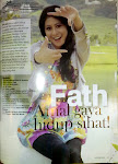 PEREMPUAN magazine (GADIS)              March 2010 issue