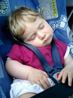 Freeda schläft den Schlaf der Babys