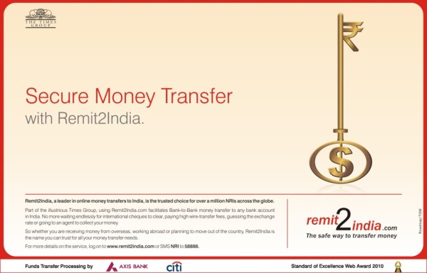 Remit2India launches new ad campaign | Pearl Rise Entertainment